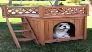 Plans For Building A Dog House