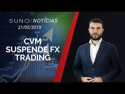 🔴Bolsa sobe e dólar desce; CVM suspende FX Trading e criptomoedas viram caso de polícia