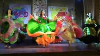 Роксана (цыганский танец)