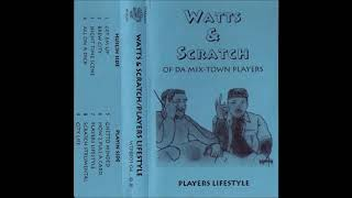 Watts & Scratch - Players Lifestyle (Milwaukee, WI) 1994