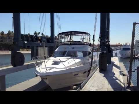 Yacht Powerboat Haul Out For Survey Inspection For Sale By: Ian Van Tuyl