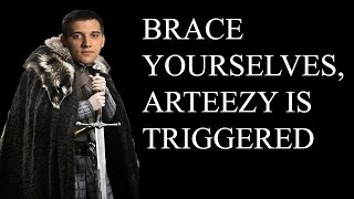 Dota 2: Arteezy - Brace Yourselves, Arteezy is Triggered