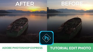 Download Photoshop Express - Tutorial Photo Editing Android