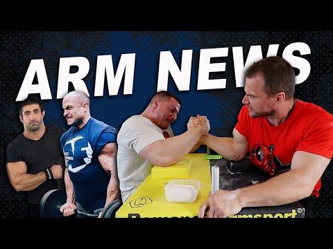 ARM NEWS Реальный спарринг с Белкиным, силовые Ходова и Федоров в АРМе