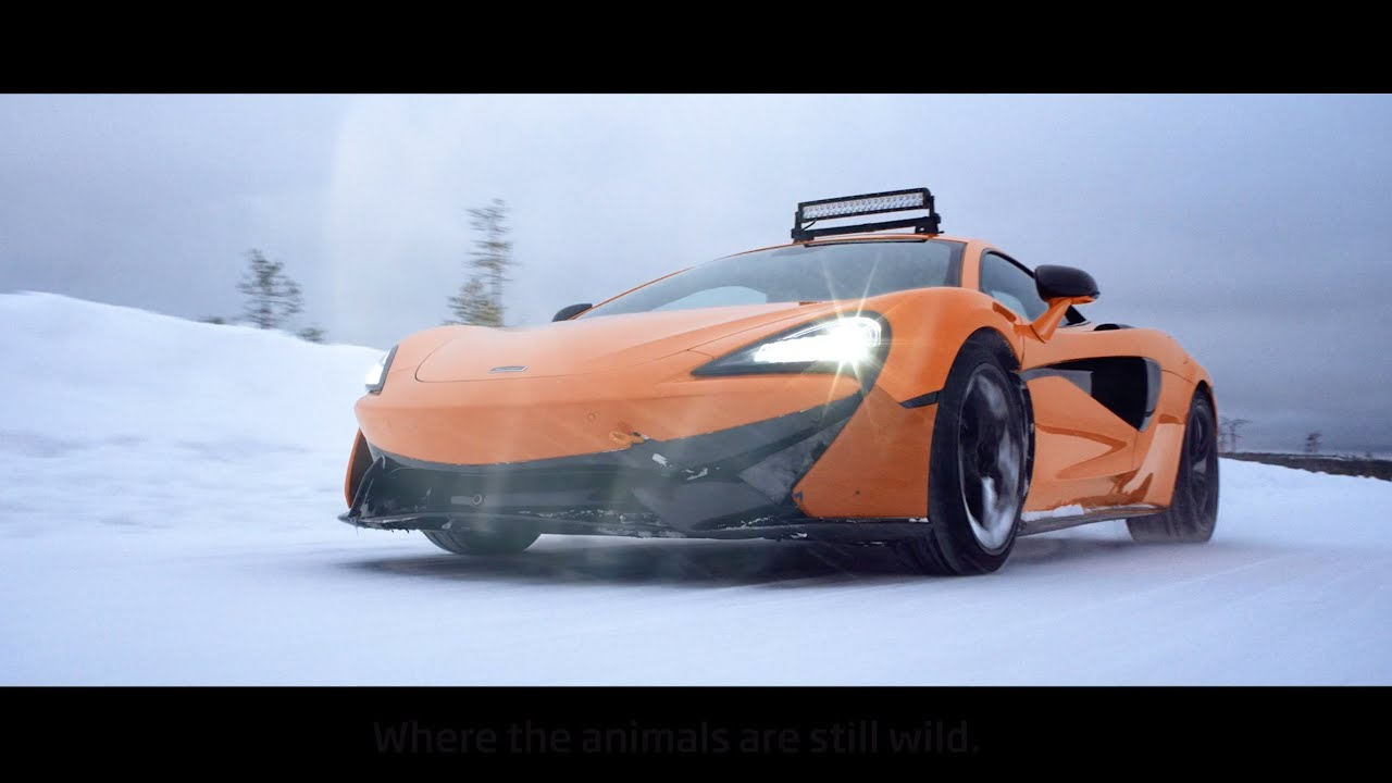 Edge of the Earth — McLaren Arctic Experience