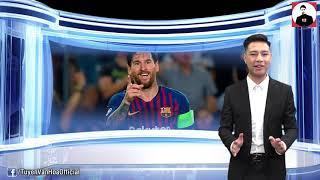 Tin nóng bóng đá | Messi toả sáng như Á Hậu, Liverpool thắng nghẹt thở