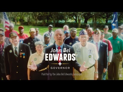 John Bel Edwards - All Of Us