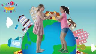 ŞEKİL AVCILARI - Karamela Sepeti Çocuk Şarkıları