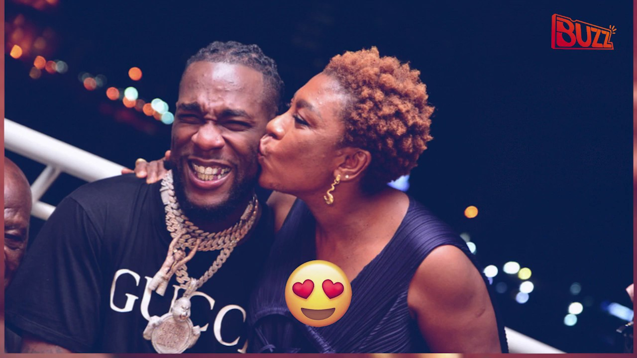 "Why Burna Boy Is Special""- Mama Burna - YouTube"