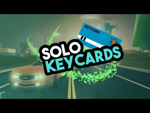 Roblox Jailbreak How To Get A Keycard Solo 2 Ways To Get Fast Free Keycard Youtube