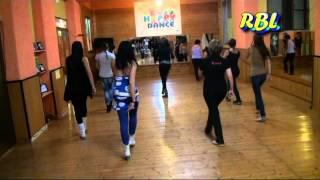 ballo di gruppo Africa