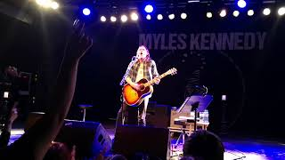 Download lagu The Trooper Myles Kennedy Arena Vienna 01 04 2018 MP3