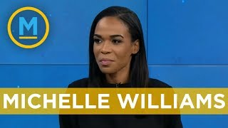 Michelle Williams looking forward to putting own spin on a classic Grease song | Your Morning