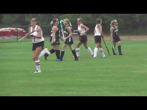Camden Hills vs. Oceanside Field Hockey Highlights from 9/6/16