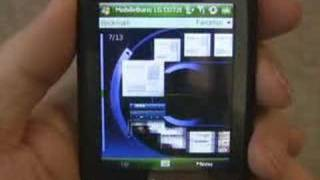 NetFront Browser v3.5 on Windows Mobile