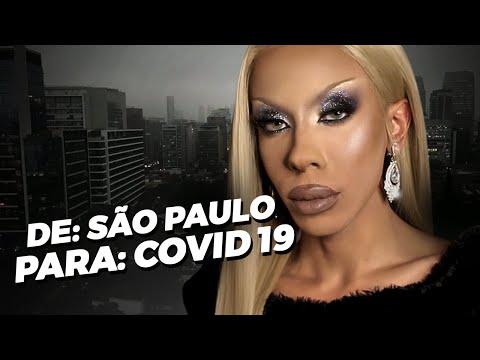 CARTA ABERTA de: São Paulo para: Covid-19