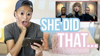 Download Lagu Taylor Swift - Look what you made me do - Music Video REACTION Mp3