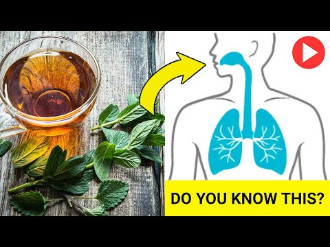 5 Health Benefits to Drinking Peppermint Tea