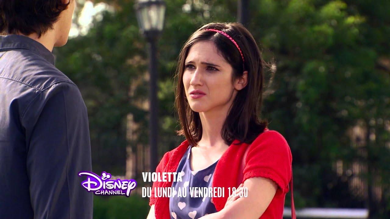 Violetta saison 3 r sum des pisodes 1 5 exclusivit disney channel youtube - Photo de violetta saison 3 ...