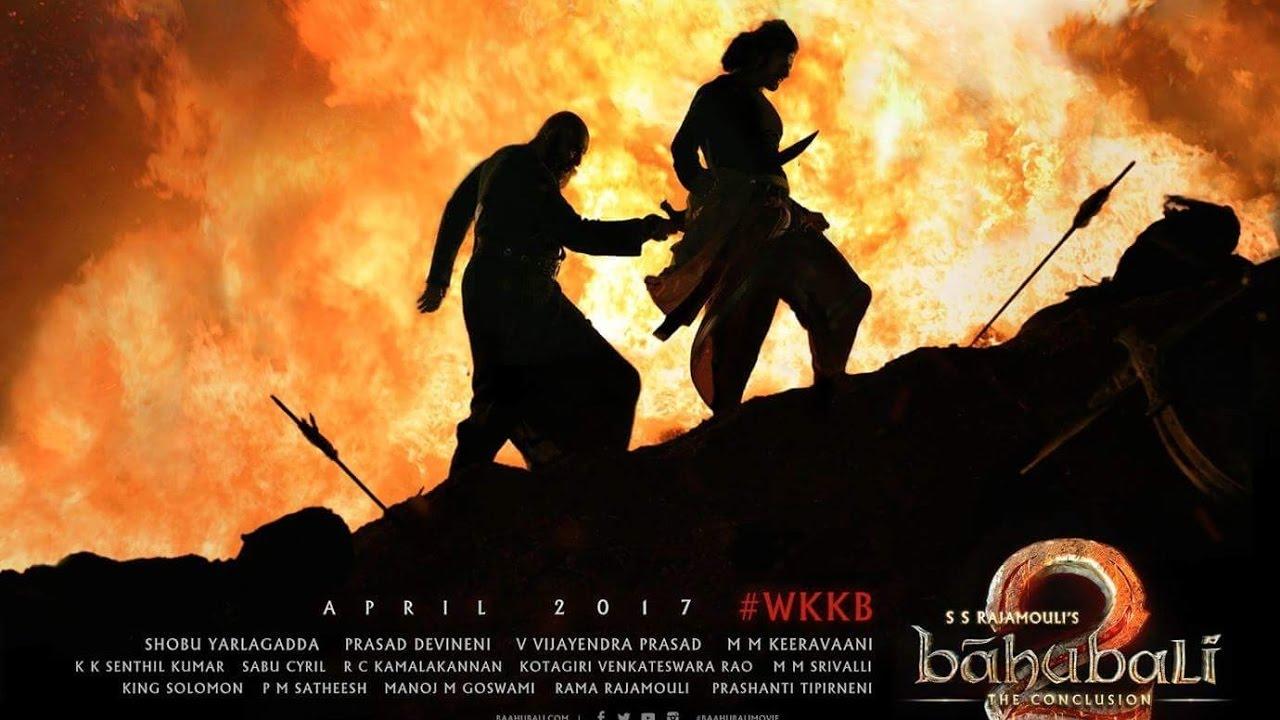 Bahubali 2 official motion poster 2 ft prabhas - Bahubali 2 poster hd ...