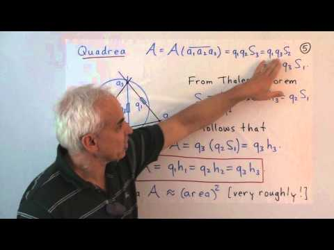 UnivHypGeom29: Thales' theorem, right triangles and Napier's rules