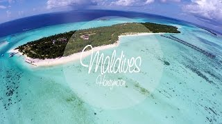4K - Honeymoon in MALDIVES 2016 - (Sun Island Resort&Spa) DJI PHANTOM - GoPro 4