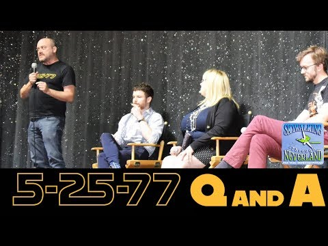 5-25-77 The Movie - Q & A with Director Patrick Read Johnson, Colleen Camp & more