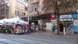 Walk in Sofia, Bulgaria