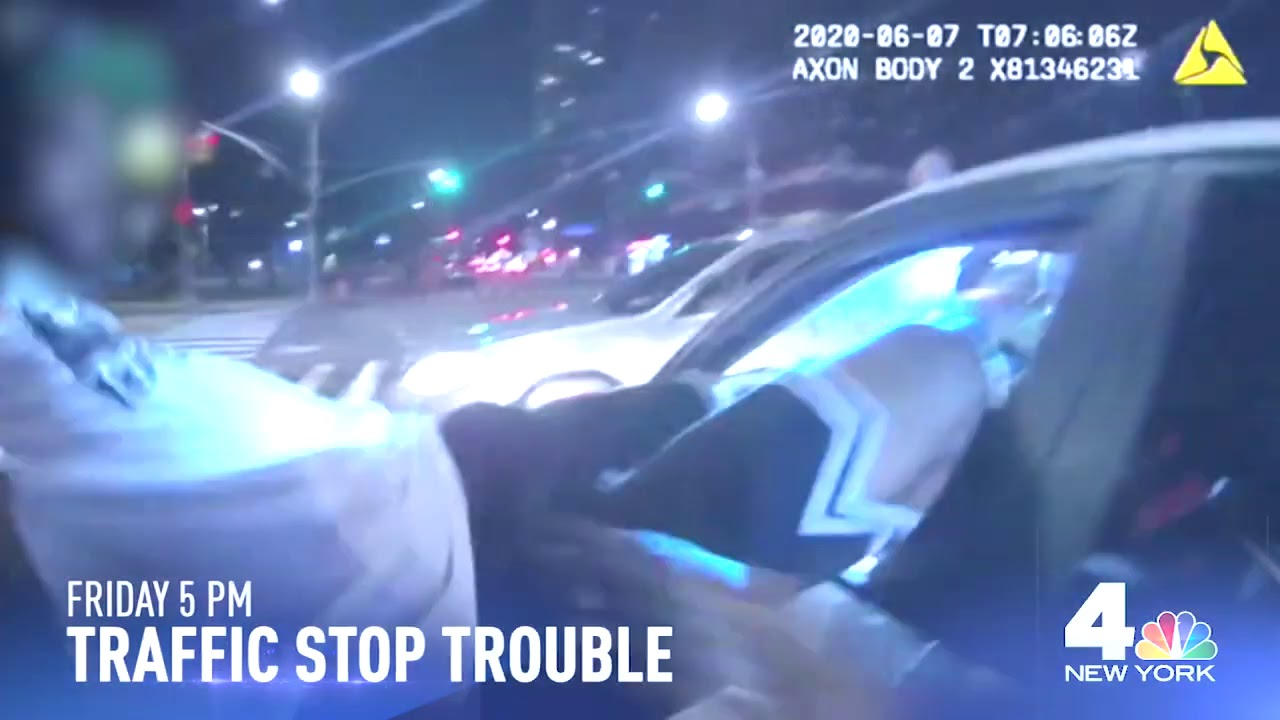 "News 4 New York: ""Traffic Stop Trouble"" promo"