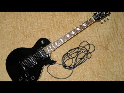 Подключить гитару к компьютеру: самый простой способ