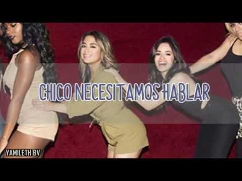 Fifth Harmony - Sensitive II Traducida