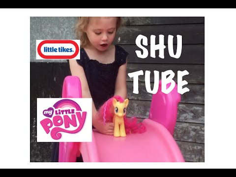 Little Tikes Slide | Little Tikes First Slide Toy Review Toys R Us | Featuring My Little Pony