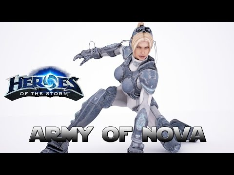 Heroes of the Storm  - Army of Novas FTW