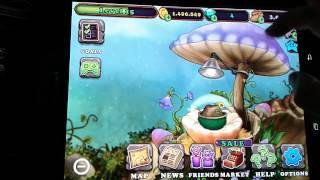 How to breed the Shugabush in My Singing Monsters