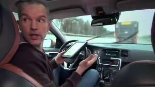 Новые технологии от Volvo самоуправляемые автомобили