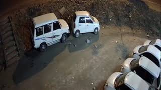 Dhamnod Bypass Accident