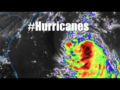 "*Hurricanes* - ""Keepers of the Seas"" - #Gert stirs the Atlantic"