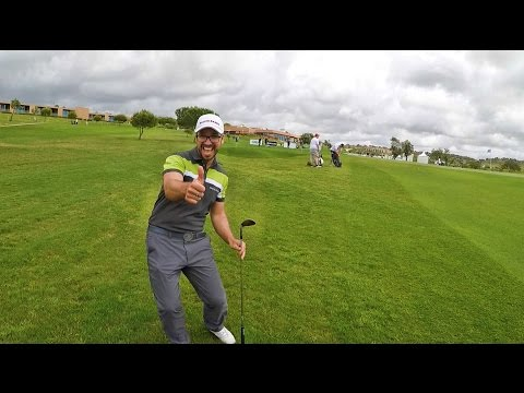 Playing The Open De Portugal Pro-AM