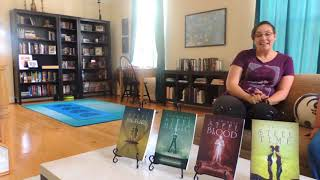 J.L. Gribble Booktube interview