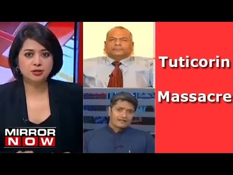 Bloodbath In Tamil Nadu, Police Action Or Murder? | The Urban Debate With Faye D'Souza