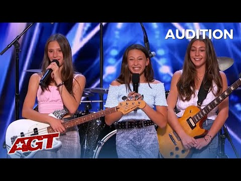 Hello Sister: Sibling Duo Get MIXED Reactions From The Judges on America's Got Talent