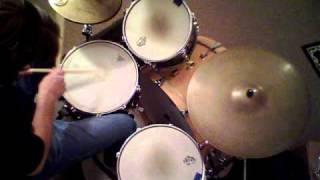 "Jon Biggs Pork Pie Drums "" Hotel California "" performed by the Gypsy Kings - drum cover"