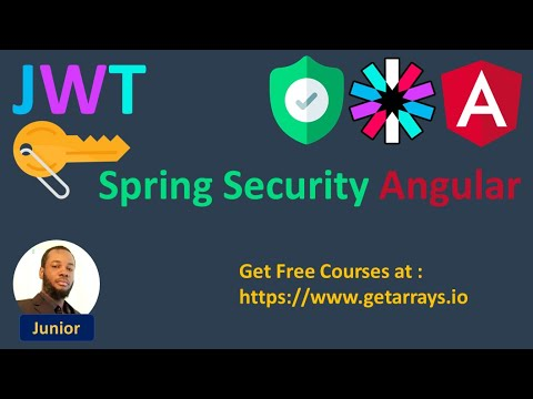 JSON Web Token with Spring Security and Angular