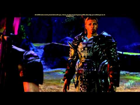 Dragon Age Origins Reacción Risco Rojo (Todos Vivos) Redcliffe Reaction (All Alive) HD Español