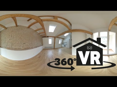 360° Real Estate Virtual Tour  Bern 2 Floor