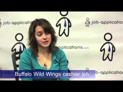 Buffalo Wild Wings Interview - Cashier