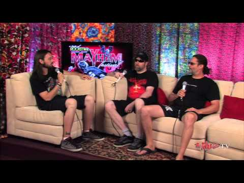 TheRave.TV interview with Cannibal Corpse - July 18, 2014
