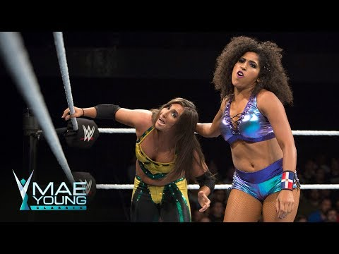 Rachel Evers vs. Marti Belle - First Round Match: Mae Young Classic, Aug. 29, 2017