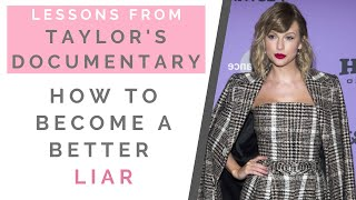 TAYLOR SWIFT DOCUMENTARY REVIEW: How To Manipulate People & Lie Better   Shallon