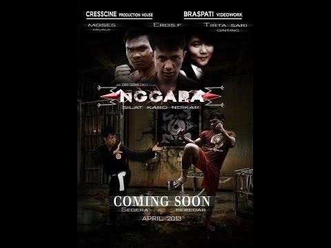 Nggara Ndikar (pencak silat) karo film indo